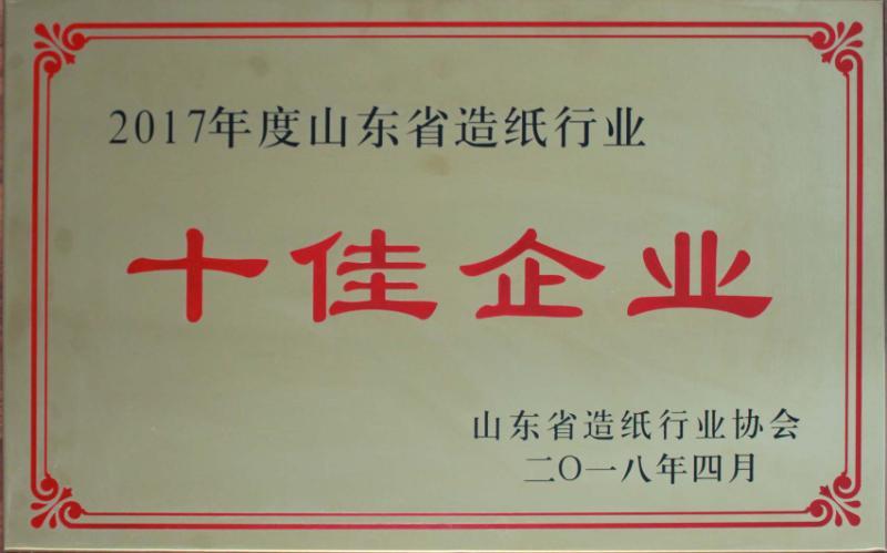 yabovip01省造纸行业十佳企业